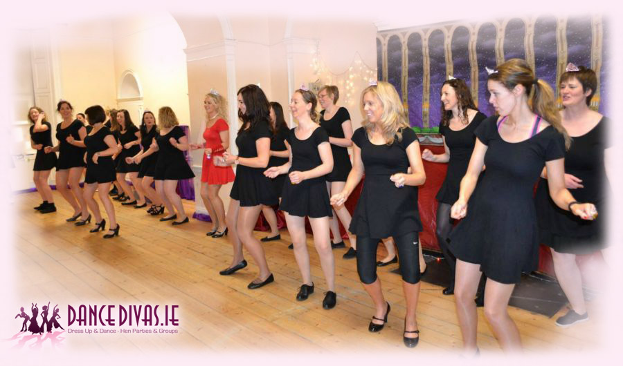 Sassy Single Ladies Hen Party Dance lessons