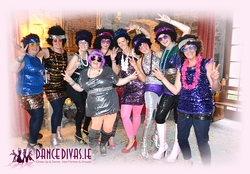 hen party weekend in Galway