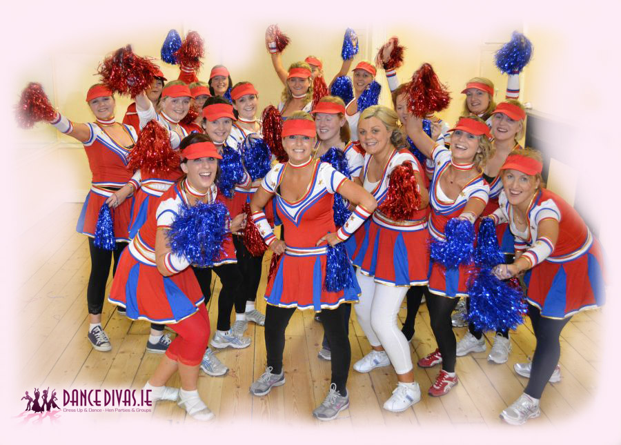 Enjoy a memorable hen weekend in Galway with one of our many super fun group dance lessons.
